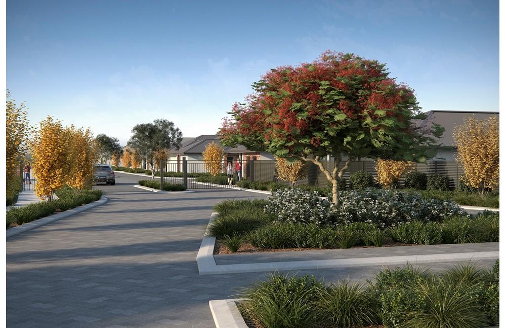 Aspire by Stockland, Calleya, Treeby Retirement Village, Retirement